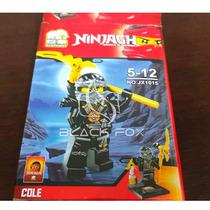 Ninja Go Ninjago Elephant Compatível Com Lego Modelo 9