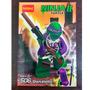 Donatello Tartaruga Ninja Tmnt Decool Compatível Com Lego