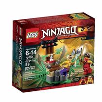 Lego 70752 Ninjago Armadilha Da Selva - 58 Peças C/ Nf