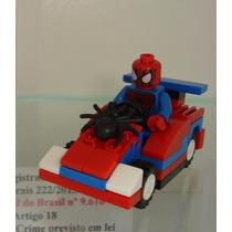 Spider Man Homem Aranha Carro Spider Car Space Pod Lego