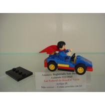 Superman O Super Homem E O Super Carro Lego