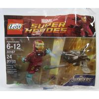 Lego 30167 - Iron Man Vs. Fighting Drone - Avengers