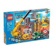 Lego City - Canteiro De Obra