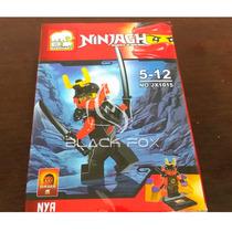 Ninja Go Ninjago Elephant Compatível Com Lego Modelo 11