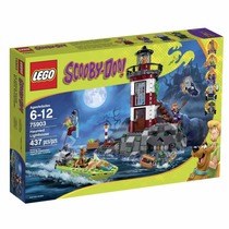 Lego Scooby-doo 75903 Haunted Lighthouse - Farol Assumbrado