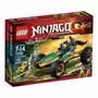 Lego 70755 Ninjago Invasor Da Selva - 188 Peças C/ Nf