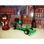 The Riddler O Charada E Riddler Cars Batman Attack = Lego