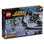 Lego 76046 Heroes Of Justice: Sky High Battle - 517 Peças