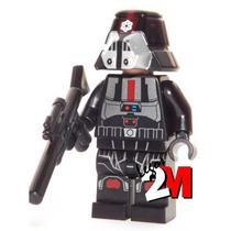 Lego Boneco Sith Trooper Black - Star Wars - Frete R$5,00