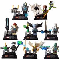 Lego Chima - Coleção Completa - Pronta Entrega