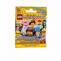 Lego 5 Minifiguras Surpresa Lacrada Série 12 Código 71007
