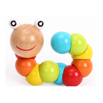 Brinquedo Mágico De Madeira Educativo Para Crianças.