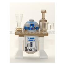 Lego Boneco R2-d2 Serving Tray - Star Wars Frete R$5,00