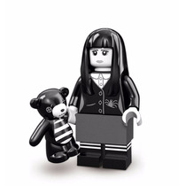 Lego Minifiguras Serie 12 Garota Vampira Frete Grátis!!!