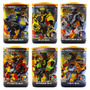 Kit 6 Lego Hero Factory Breez Surge Evo Stormer Nex Furno