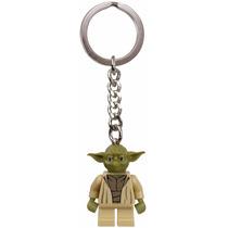 Chaveiro Legos Star Wars Yoda 853449