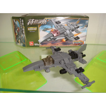 Lego City Special Force Jato Attack Model Air