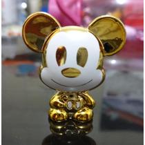Mickey Dourado Gogo Disney Panini Raro Novo