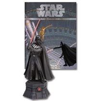 Star Wars. Darth Vader. Peça Xadrez.coleção Planeta Agostini