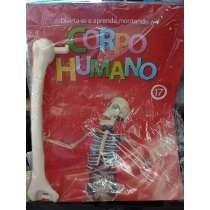 Colecao Corpo Humano - Vários Fascículos 34,90 Cada