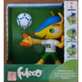 Fuleco Mascote Oficial Da Fifa Brasil 2014 Elka