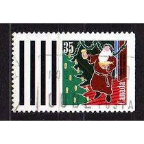 Canada 1991 * Natal * Santa Claus * Papai Noel