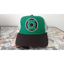 Lanterna Verde Bone New Era Importado / Batman / Green / Dc