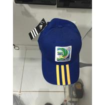 Boné Original Da Adidas - Copa Das Confederações 2013