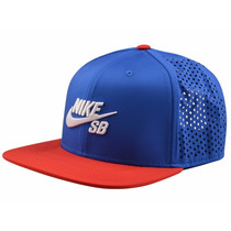 Boné Nike Sb Snapback Performance Trucker Blue, Imediato.