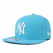 Boné Aba Reta New York Yankees Azul Bebe Basic Snapback