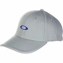 Boné Unissex Oakley Silicon Cap , Novo E Original No Brasil