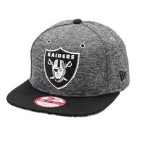Boné New Era Snapback Original Fit Oakland Raiders Draft 20