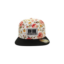 Bone Essencial New York (floral)aba Reta Original Hbo Swag