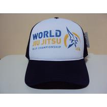 Boné Snapback Jiu Jitsu World Mundial 2014 Frete Grátis