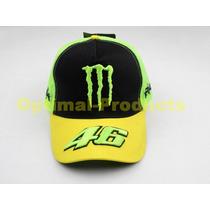 Vr46 - Valentino Rossi Cap Monster Vr-46 Valentino Rossi