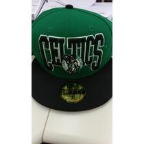 Boné Boston Celtics 7 1/4 Original Novo Frete Barato