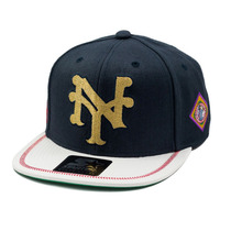 Boné Starter Snapback New York Cubans Negro League