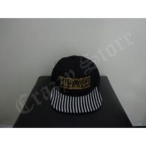 Boné Xxl 55 Aba Reta Strapback Rap Hip Hop Crazzy Store