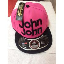 Boné John John Rosa, Aba Reta E Curta!