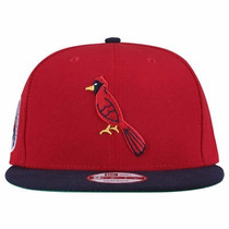 Boné Aba Reta New Era Saint Louis Cardinals Snapback - Adult