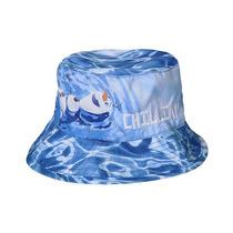 Chapéu Disney Bucket Cap Crianças Congelado Olaf Chillin 1