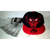 Boné Nba Chicago Bulls New Era Hardwood Classics 7 1/2