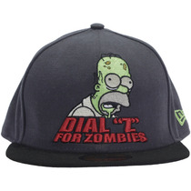 Bone Aba Reta New Era Dial Z Simpsons