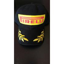 Boné Pirelli Oficial Sbk