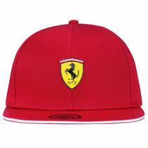 Boné Puma Escuderia Ferrari