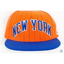 Boné Aba Reta Nba Newyork Knicks Adidas Snapback Draft Store