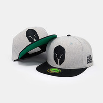 Boné Aba Reta Snapback Warrior Original Few