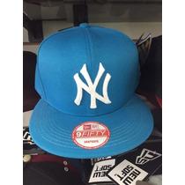 Boné New Era Snapback Fit New York Yankees Preto Ny Aba Reta