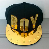 Boné Aba Reta Boy