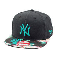 Boné New Era Snapback Original Fit New York Yankees Chumbo
